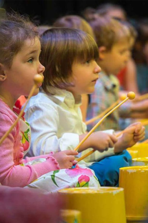 Children's Music Program